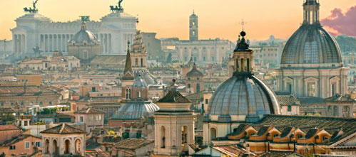 Rome, Florence and Venice Tour
